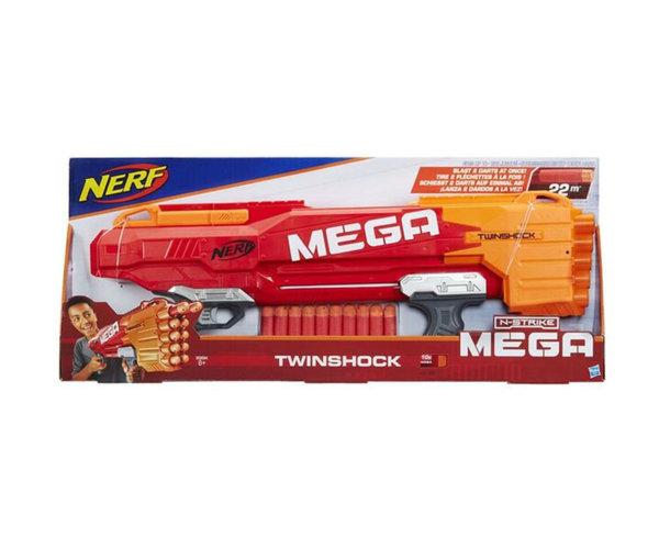 Нърф - Двоен мега пистолет